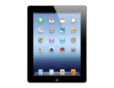 中古 【第3世代】SoftBank iPad3 Wi-Fi+Cellularモデル 32GB ブラック 本体のみ [Cランク]