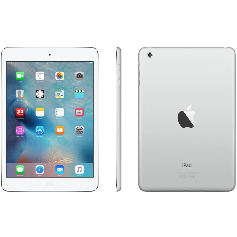 中古 docomo iPadmini2 Retina Wi-Fi+Cellularモデル 16GB シルバー 本体のみ [Cランク]