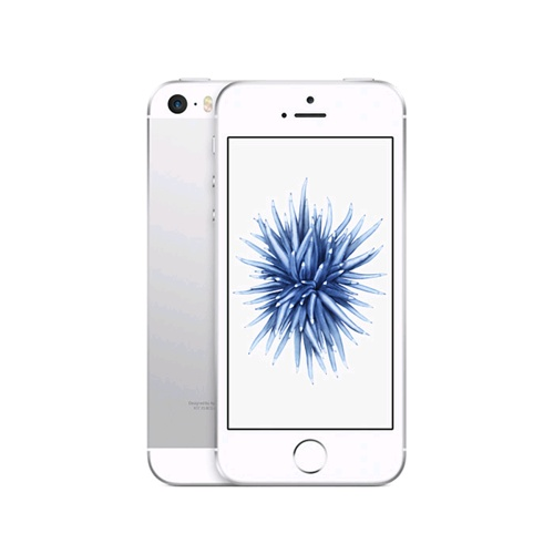 白ロム au iPhone SE 64GB シルバー 本体のみ [ジャンク]