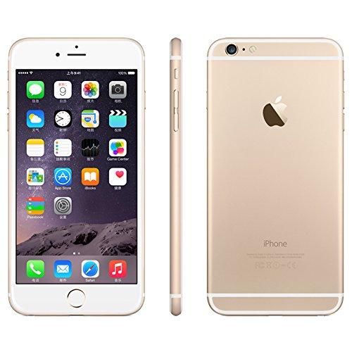 白ロム 中古 SoftBank iPhone6 Plus 64GB ゴールド 本体のみ [Dランク]