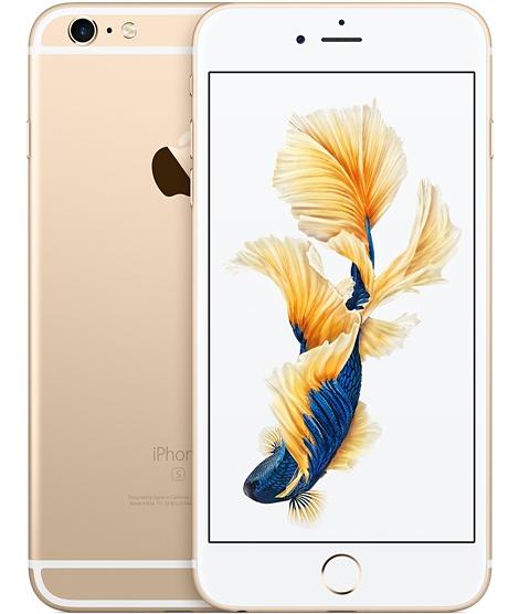 docomo iPhone6S Plus 16GB ゴールド 本体のみ [Cランク]【白ロム】