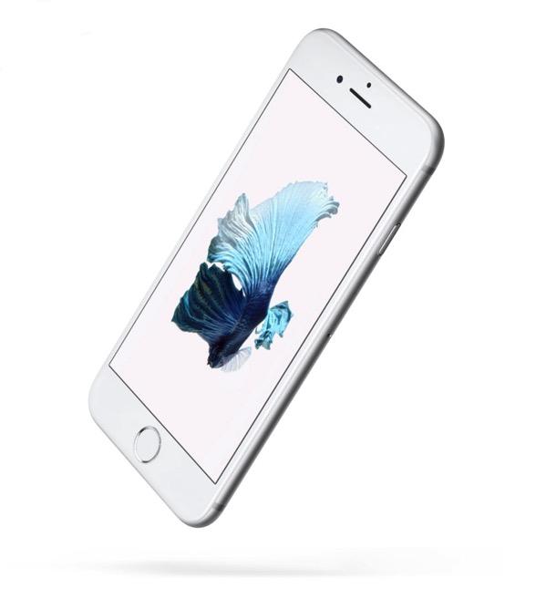 docomo iPhone6S 64GB シルバー 本体のみ [Bランク] 【白ロム】