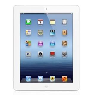【第3世代】SoftBank iPad3 Wi-Fi+Cellularモデル 16GB ホワイト 本体のみ [Bランク] 【白ロム】【タブレット】