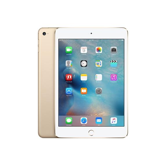 白ロム 中古 iPadmini4 Wi-Fiモデル 32GB ゴールド 本体のみ [Cランク]