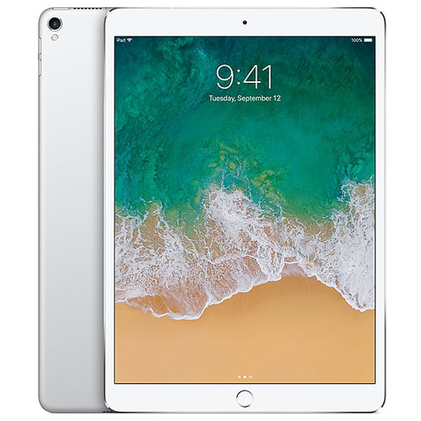 白ロム 中古 SoftBank iPadPro 10.5インチ Wi-Fi+Cellularモデル 64GB シルバー 本体のみ [Bランク]