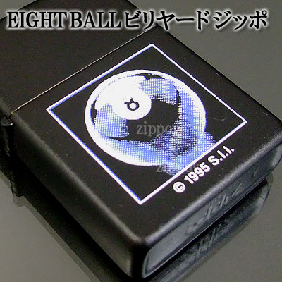 Zippo/Zippo EIGHT BALL撞球