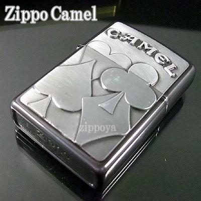【ZIPPO】ジッポ ライター ビンテージ1996年製 Camel トランプ柄 キャメル ライター