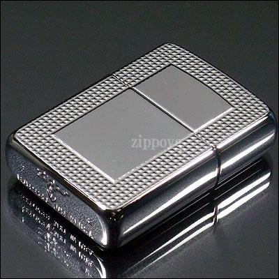 名入れ 彫刻 刻印 即納 ARMOR 楽ギフ_名入れ ZIPPO SALENEW大人気 ジッポ 豊富な品 ハイポリッシュ BORDER アーマー ジッポー CARVED Armor 28366 鏡面加工