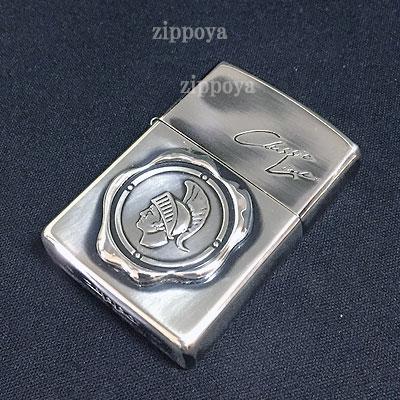【ZIPPO】ジッポ/ジッポー シーリングスタンプ C 専用豪華ケース付き