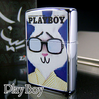 ZIPPO Zippo lighters Zippo lighter Vintage Rabbit (rabbit's uncle) PLAYBOY Playboy 20495