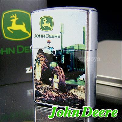 Zippo ZIPPO打火機John Deere Tractor jondia 21004