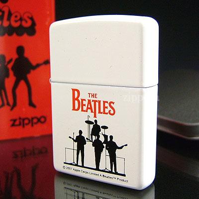 ZIPPO Zippo打火機Zippo打火機Beatles Silhouette甲殻蟲樂隊24060
