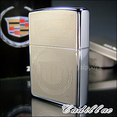 ZIPPO Zippo lighters Zippo lighter CADILLAC Diakite finishing Cadillac writer 24173