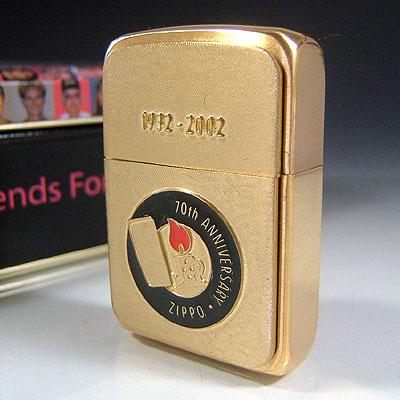 Zippo / 70 周年 Zippo (一生的朋友) 1941年重印周年限量版 C02