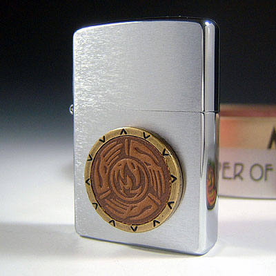 Zippo/Zippo 2000年限定火炎的看守Keeper of the Flame