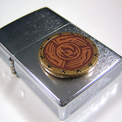Zippo and the Zippo 2000 limited flame keeper Keeper of the Flame
