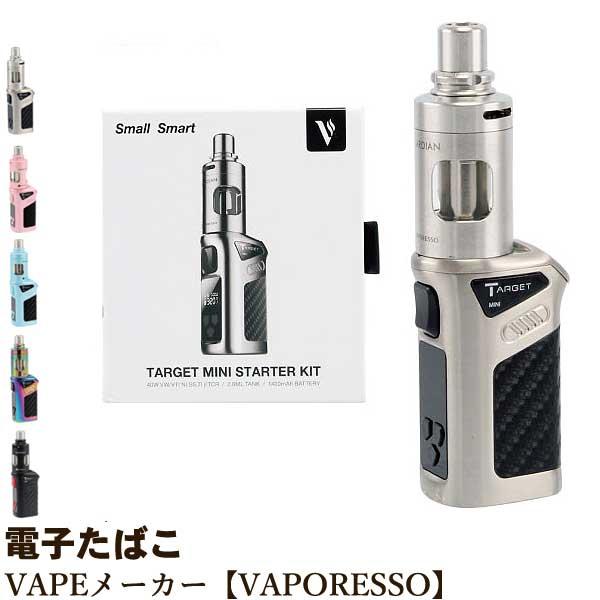 電子タバコ VAPORESSO TARGET MINI スターターキット