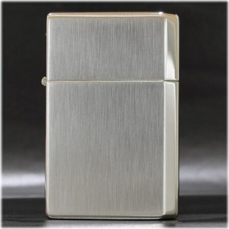 喫煙具 ライター【GEAR TOP】ギアトップ GT1-02 ニッケルサテン