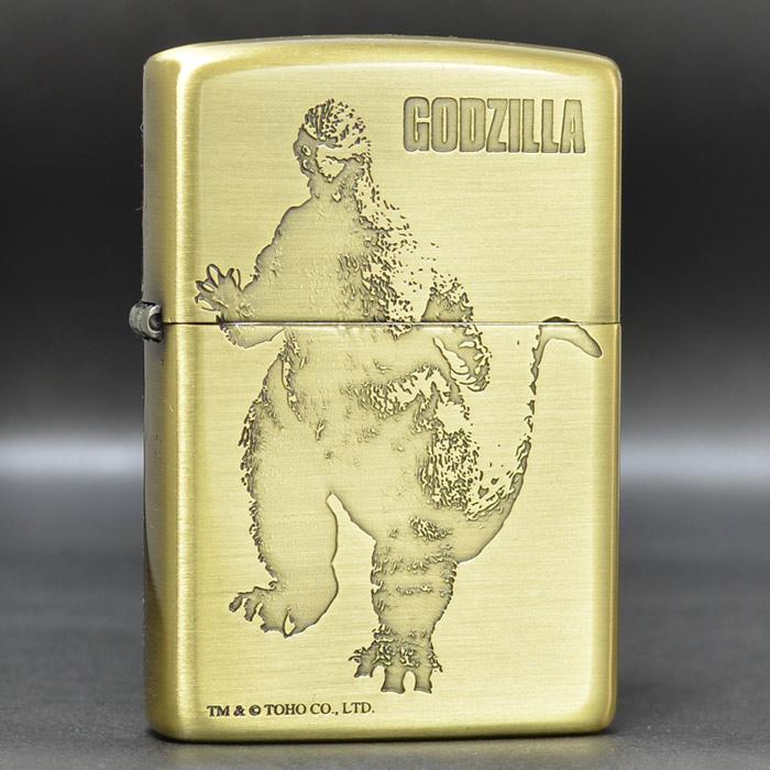 喫煙具 ZIPPOライター ジッポー ゴジラ生誕65周年記念 GODZILLA ゴジラ