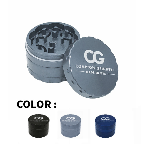 ベストセラー Compton Small - コンプトン 4-Piece Grinder Small コンプトン 4ピースグラインダー スモール スモール, 【激安セール】:92cff73c --- canoncity.azurewebsites.net