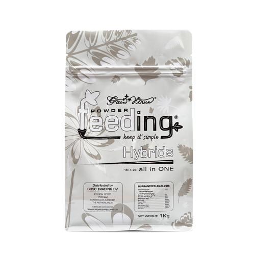 粉末肥料 Green House Feeding - Hybrids 1kg グリーンハウスフィーディング ハイブリッド