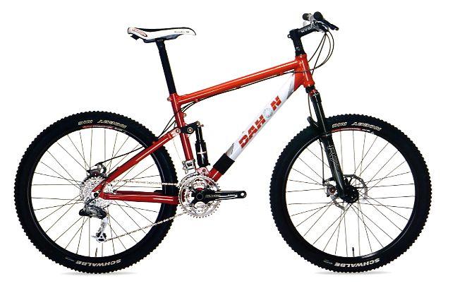 【2007年モデル】DAHON (ダホン) Fuego (フエゴ) 折りたたみ自転車 26インチ 27段変速 -送料激安- 【ワイヤー錠&カモフライト&自転車カバー無料サービス】