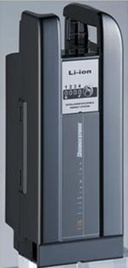 ブリヂストン(BRIDGESTONE) 電動自転車用 長生きリチウムバッテリー (LI8.1N.C→LI8.9N.B) 【2011年発売 アンジェリーノアシスタDX用】 8.1Ah (F895088)