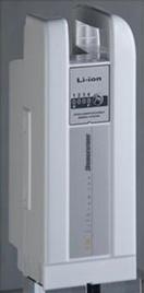 ブリヂストン(BRIDGESTONE) 電動自転車用 長生きリチウムバッテリー (LI4.3→LI4.3N.C) 【2011年発売 アンジェリーノ・ボーテ用】 4.3Ah (F895097)