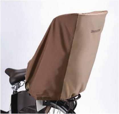 """供普利司通(普利司通)自行車使用的座套""""後部兒童座套""""(RCC-SC2)"""