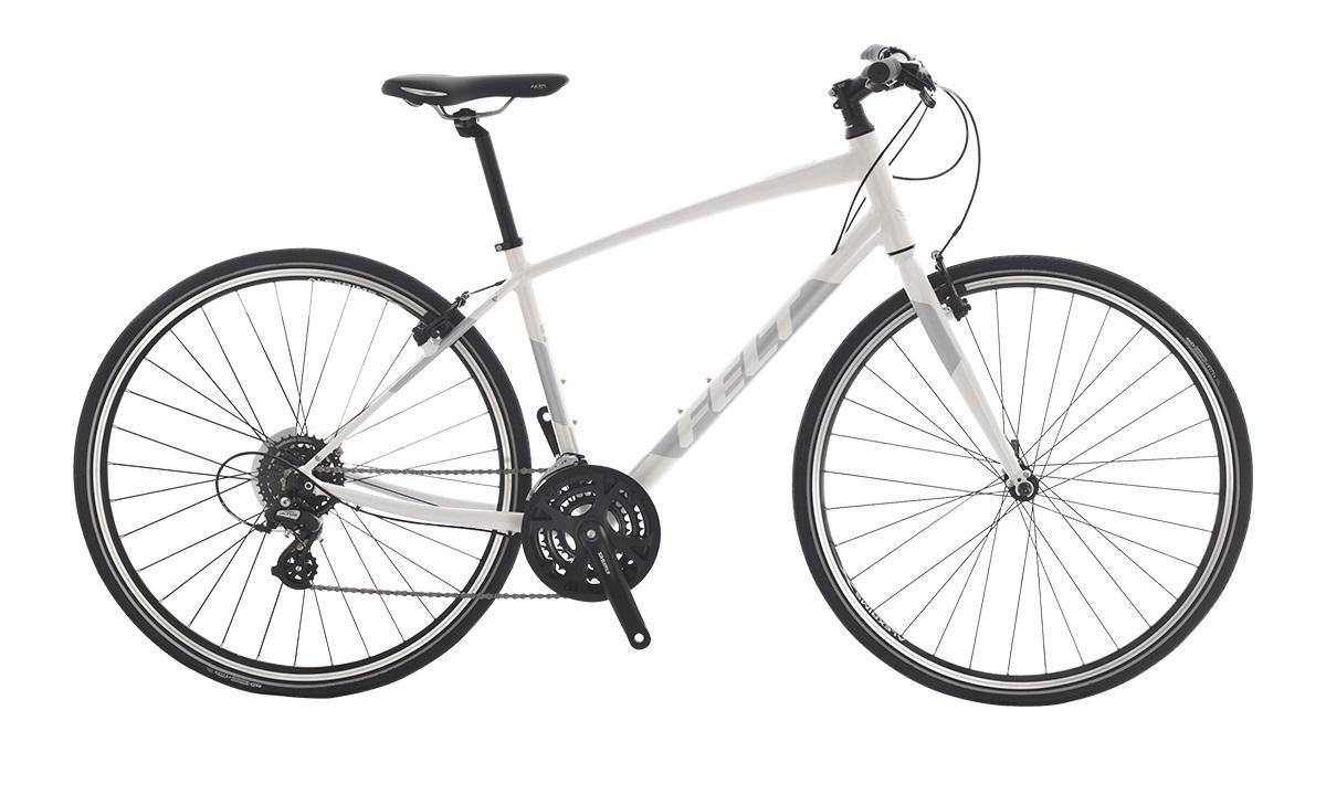 送料無料(一部地域除く) 2020年モデル FELT(フェルト) Verza Speed 50(ヴェルザスピード 50) 700C クロスバイク ホワイト