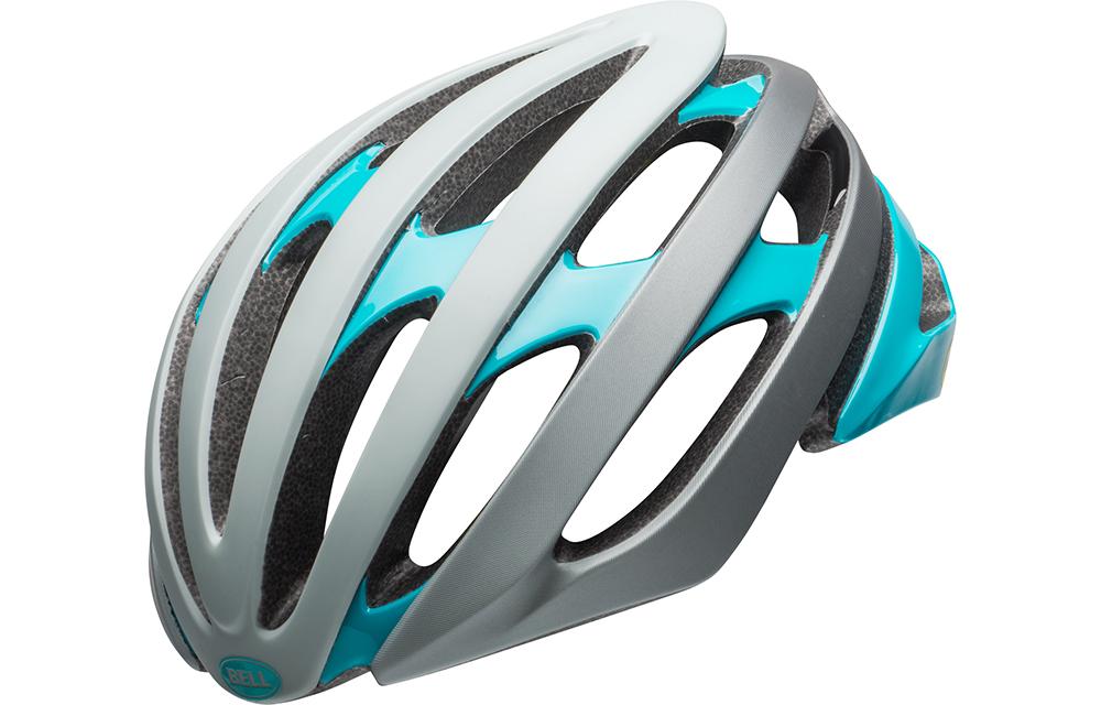 ※在庫処分特価! 送料無料(一部地域除く) BELL(ベル) STRATUS Mips(ストラータス ミップス) マットスモーク/ガンメタル/トロピック Mサイズ 自転車用(ロード用)ヘルメット JCF公認