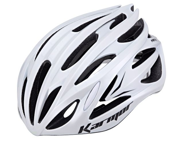 ★(一部地域除く) KARMOR(カーマー) FEROX2(フェロックス2) ホワイト 自転車 ヘルメット