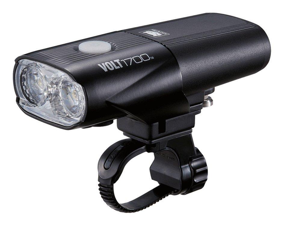▲【送料無料(一部地域除く)】 CATEYE(キャットアイ) VOLT1700【ボルト 1700】 HL-EL1020RC 充電式 LED ヘッドライト