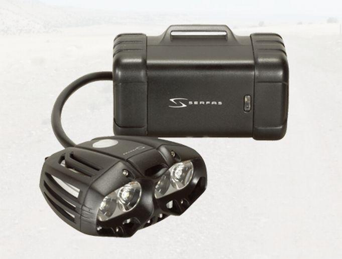 ▲送料無料(一部地域除く) SERFAS【サーファス】 TSL-2500 2500ルーメン 充電式LEDライト
