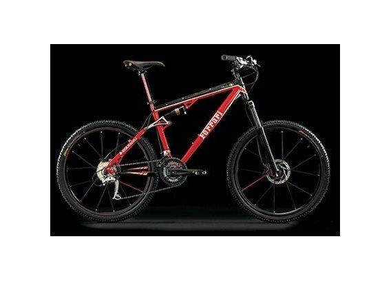 【在庫処分特価!72%OFF!】Ferrari (フェラーリ) マウンテンバイク 自転車 「CX-60」 【防犯登録無料!】