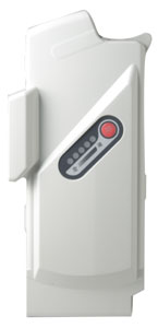 パナソニック (Panasonic) 電動自転車用 スペアバッテリー (NKY204B02→NKY490B02/NKY490B02B) 【2005年発売 リチウムビビ20・リチウムビビDX用】