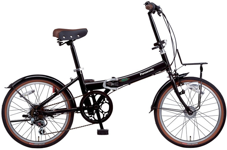Interior (Panasonic) beans House (Beans House) 20 inch folding bicycle (B-BH 063 A)