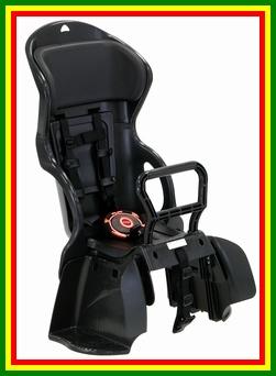 【Panasonic(パナソニック)】 ギュット・ギュットプラス ・ギュットミニ・ギュットステージ用 電動自転車専用 後ろ子供乗せ (カジュアルリアチャイルドシート) (NCD363AS)