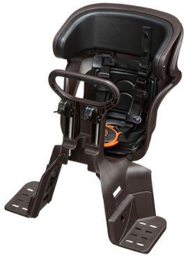 【Panasonic(パナソニック)】 電動自転車専用 フロントチャイルドシート(前用)前子供乗せ ◆ブラウン(NCD400)