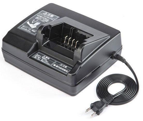 パナソニック (Panasonic) リチウムバッテリー用 スタンド式専用 急速充電器 (NKJ073Z)