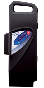 パナソニック (Panasonic) 電動自転車用 スペアバッテリー (NKY229B02→NKY450B02/NKY450B02B) 【2007年発売 リチウムビビタフネス用】