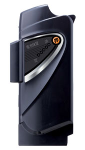 パナソニック (Panasonic) 電動自転車用 スペアバッテリー (NKY258B02→NKY491B02/NKY491B02B) 【2009年~2010年発売 シュガードロップ・EZ用】