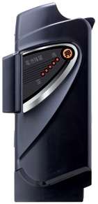 パナソニック (Panasonic) 電動自転車用 スペアバッテリー (NKY461B02→NKY491B02/NKY491B02B) 【2013年発売 ビビSX・エーガールズ用】