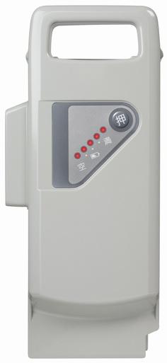 パナソニック (Panasonic) 電動自転車用 スペアバッテリー (NKY490B02/NKY490B02B) 【2014年発売 ビビSSなど用】
