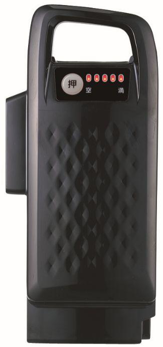 パナソニック (Panasonic) 電動自転車用 スペアバッテリー (NKY580B02)急速充電対応バッテリー【2018年発売 ビビDX・ギュットなど用】