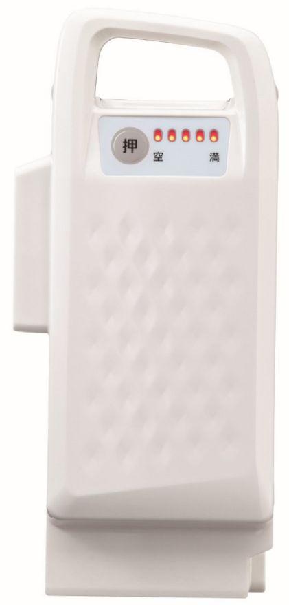 パナソニック (Panasonic) 電動自転車用 スペアバッテリー (NKY583B02)急速充電対応バッテリー【2018年発売 ビビDX・ギュットなど用】