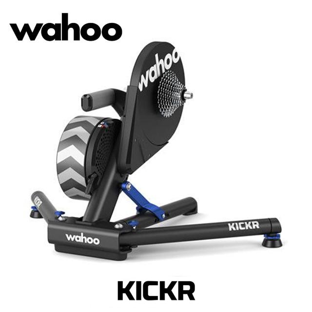 送料無料(一部地域除く) wahoo(ワフー) KICKR Smart Bike Trainer(キッカー スマートバイクトレーナー)