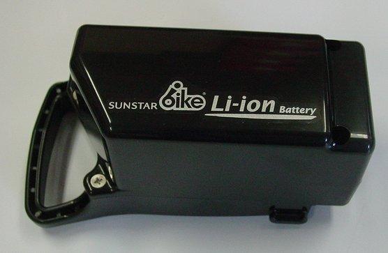 SUNSTAR(Sunstar)CS(小型的運動)專用的鋰離子電池