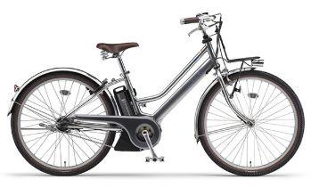【防犯登録無料!おまけ4点セット付き!】12.3Ahバッテリー搭載!【2019年モデル】YAMAHA(ヤマハ) パス ミナ (PAS Mina) 電動自転車 (PA26M) 【3年間盗難補償付き】