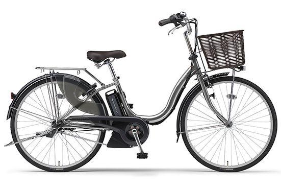 【防犯登録無料!おまけ4点セット付き!】6.2Ahバッテリー搭載!【2019年モデル】YAMAHA(ヤマハ) パス ナチュラM (PASナチュラM) 電動自転車 (PA24NM/PA26NM)